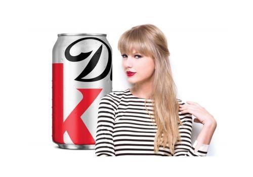 TaylorSwiftDietCokeSoftDrink