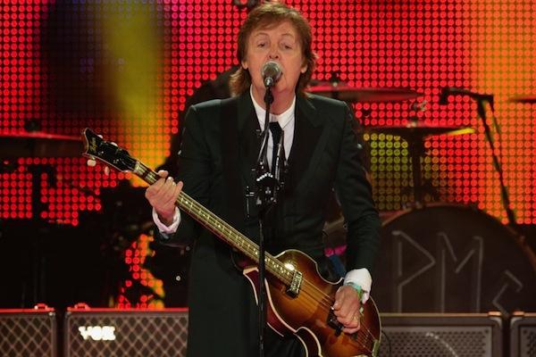 Paul McCartney - Bonnaroo 2013