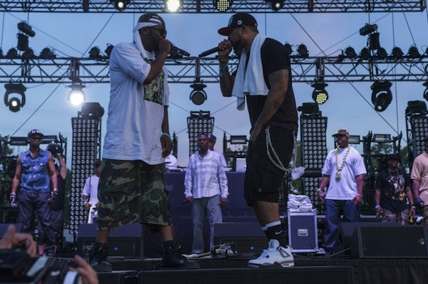 Wu-Tang Clan - Bonnaroo 2013