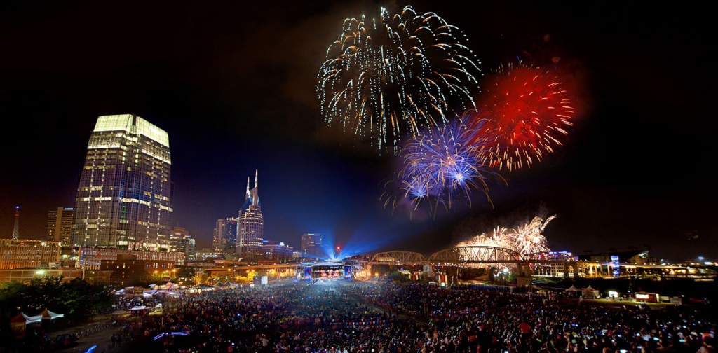 Nashville July 4th