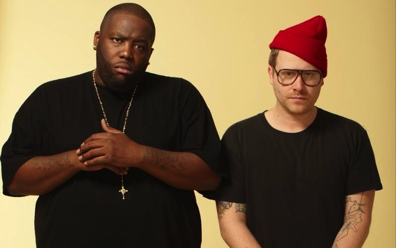 Killer Mike - El-P - Run the Jewels