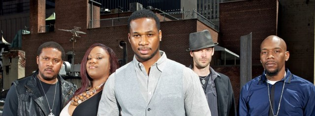 Robert Randolph Family Band