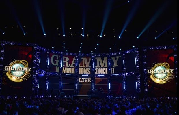 GrammyNominationsLive