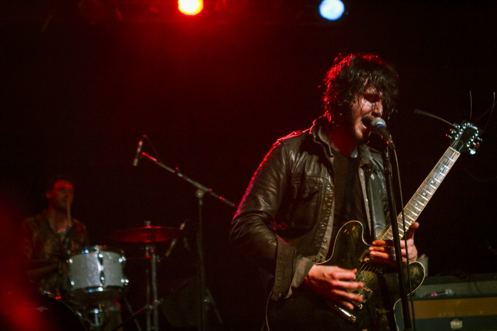 Reignwolf. Photo by Jake Giles Netter.