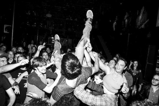 FIDLAR. Photo by Jake Giles Netter.