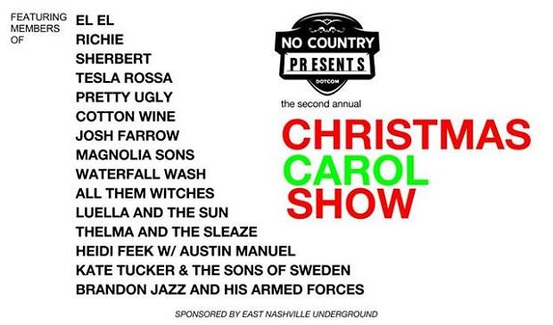 2013 Caroling Party