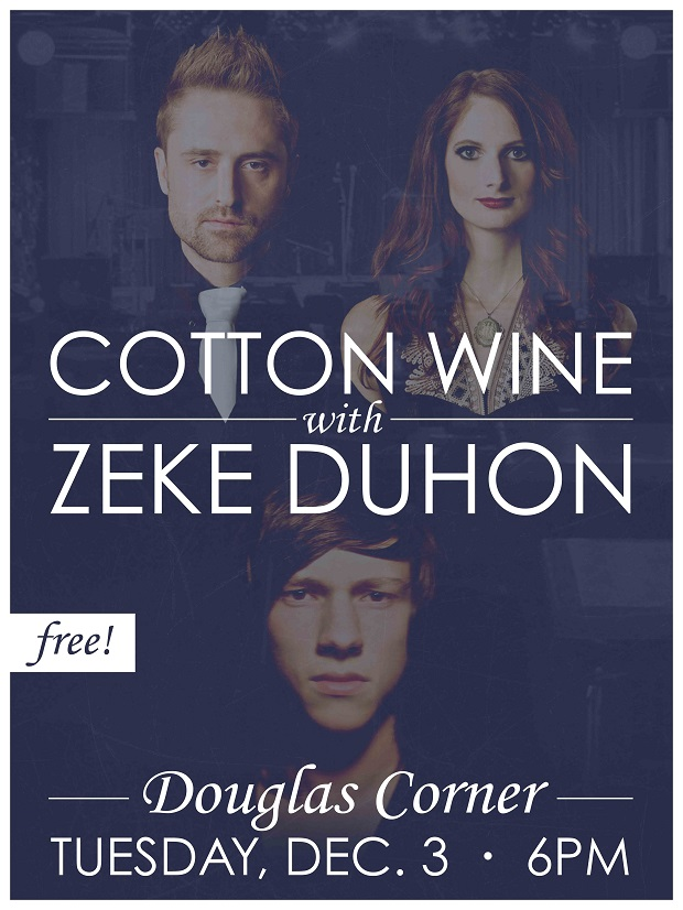 Douglas Corner Cotton Zeke