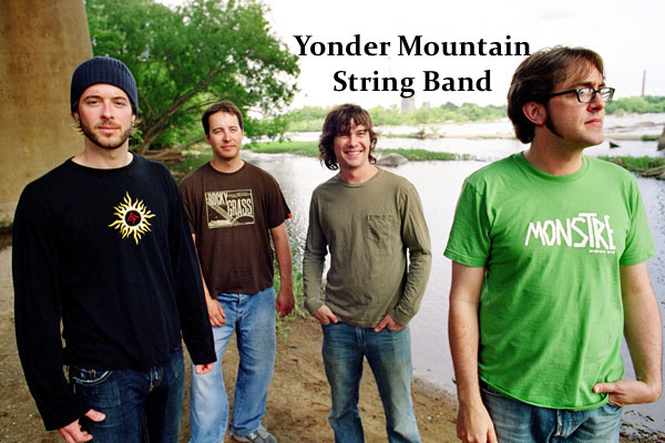 Yonder Mountain String Band 2