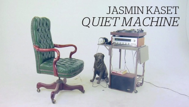 Jasmin Kaset Quiet Machine cover