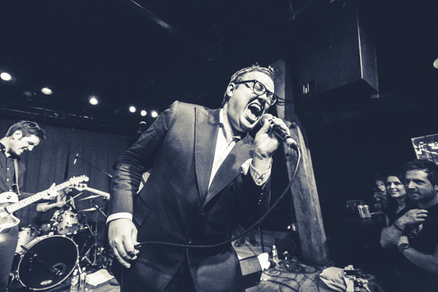 St. Paul & the Broken Bones.  Photo by Sundel Perry.