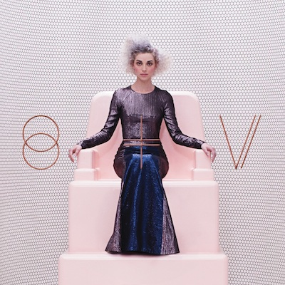 St. Vincent Album Artwork
