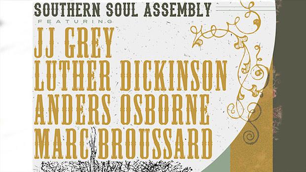 Southern Soul Assembly Tour
