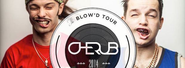 cherub-blowd-tour