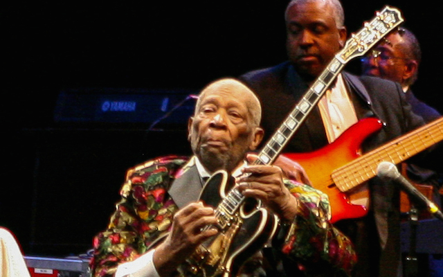BB King Header