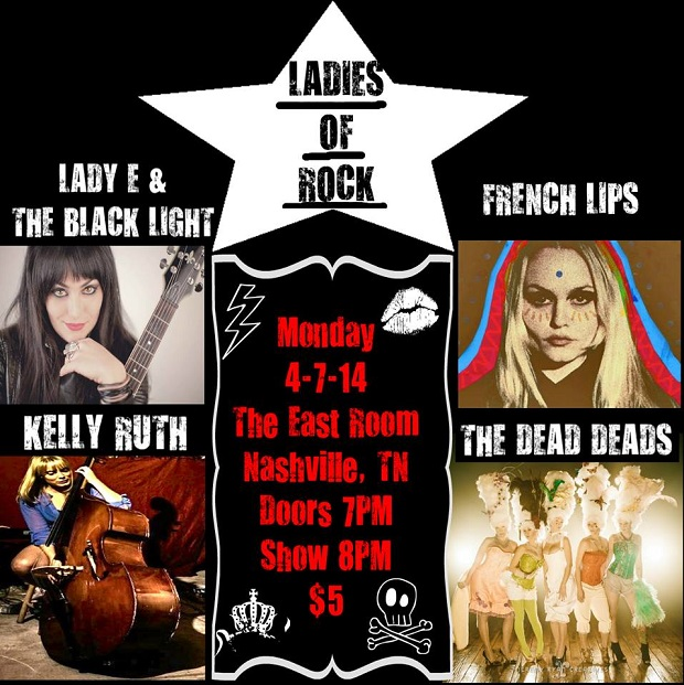 Ladies Of Rock