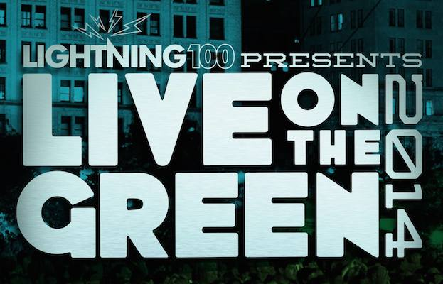 LiveOnTheGreen2014