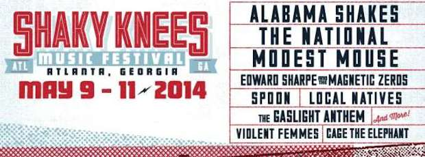 Shaky Knees Header