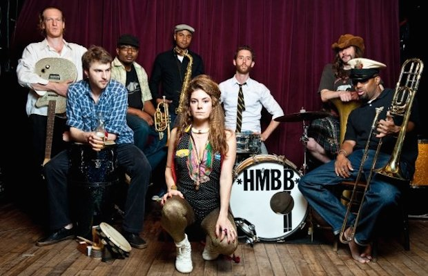High and Mighty Brass Band