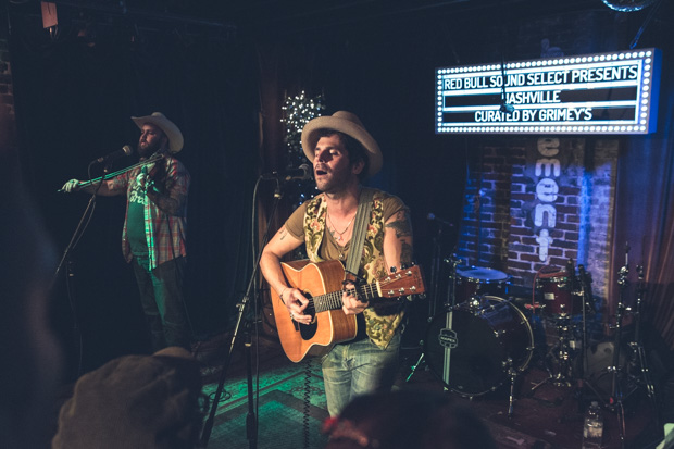 Langhorne Slim.  Photo by Sundel Perry.