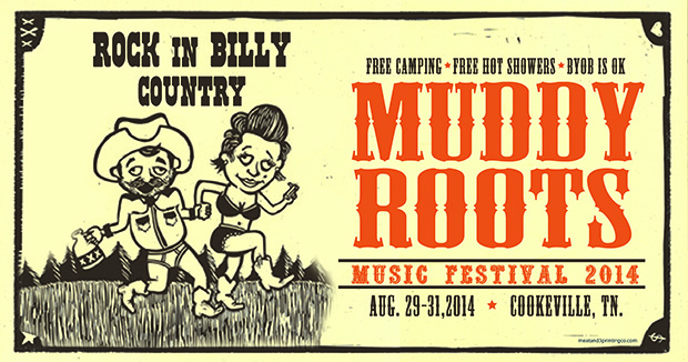 Muddy Roots Roots Music Festivals And More | Lobster House