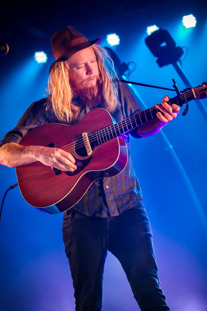 Stu Larsen. Photo by Brian Hill.