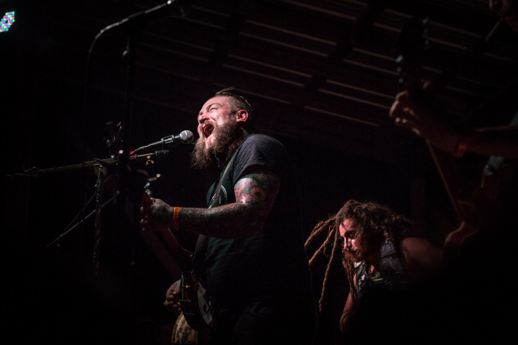 Goddamn Gallows.  Photo by Sundel Perry.