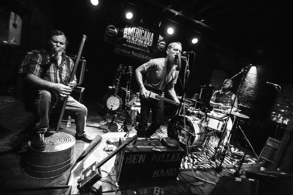 Ben Miller Band.  Photo by Sundel Perry.