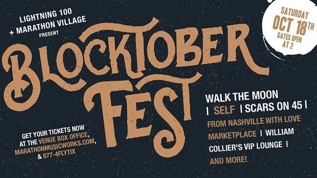 Blocktober Fest