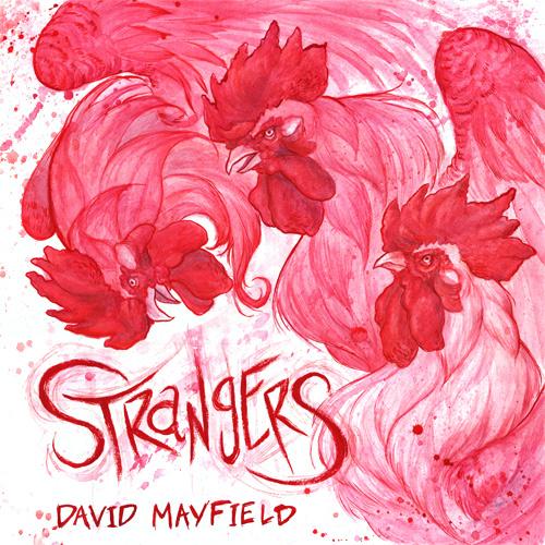 davidmayfieldalbumart