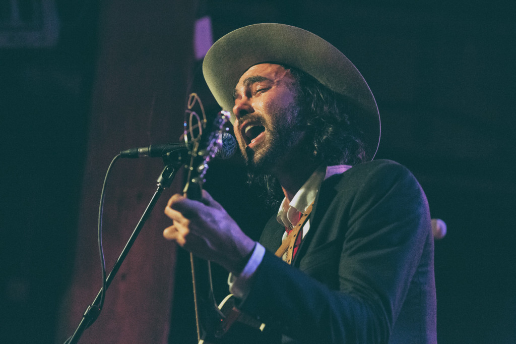 Shakey Graves.  Photo by Sundel Perry.