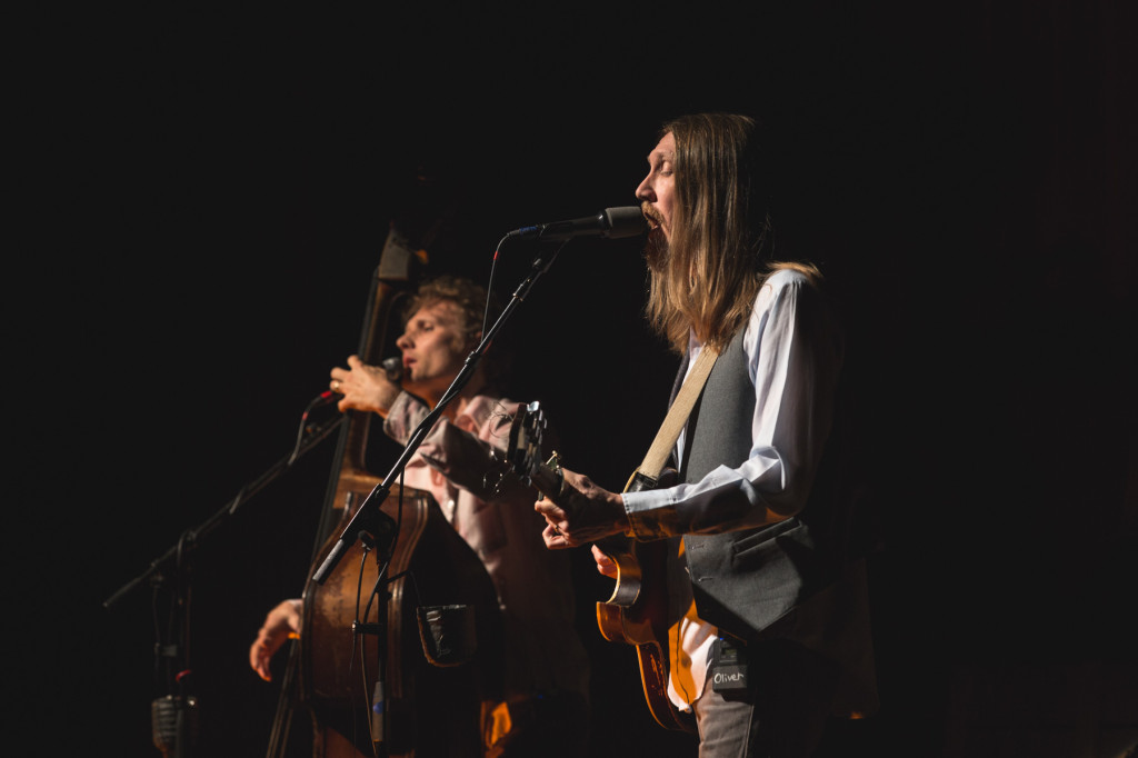The Wood Brothers.  Photo by Sundel Perry.