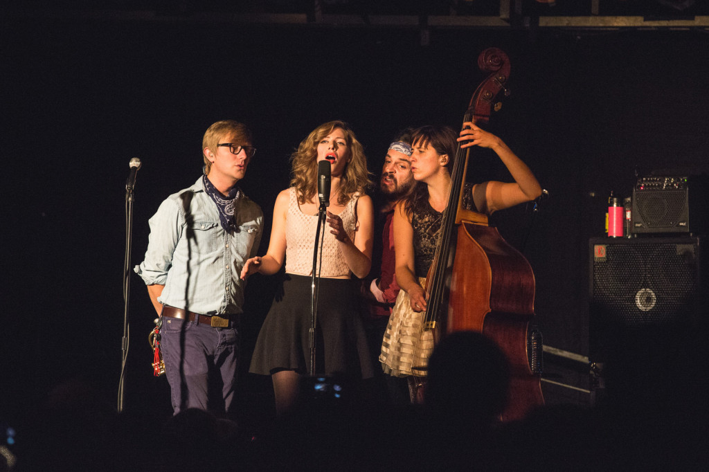 Lake Street Dive.  Photo by Sundel Perry.