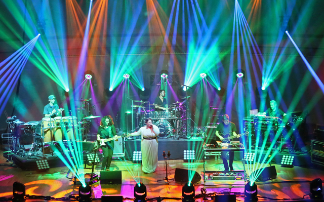 STS9. Photo by Michael Brooks.