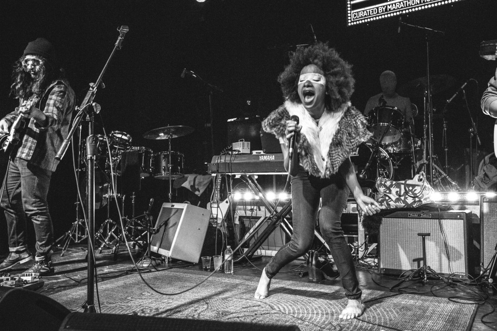 The Tontons.  Photo by Sundel Perry.
