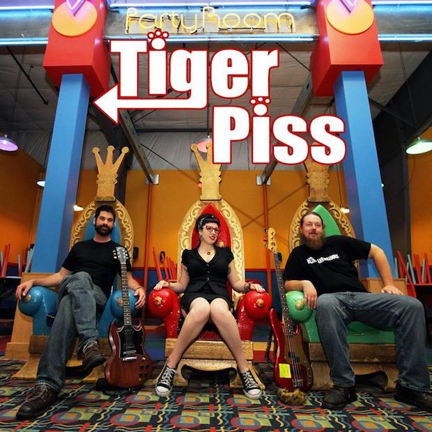 Tiger Piss