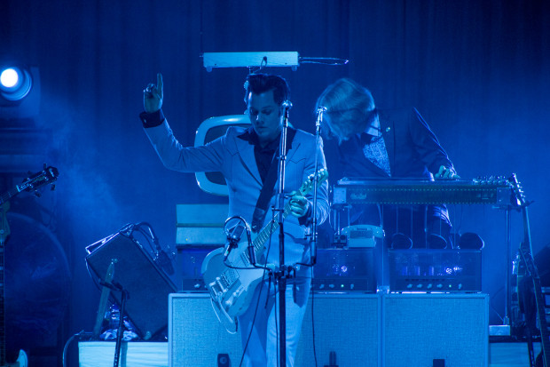 Jack White, Bridgestone Arena 1.28.15