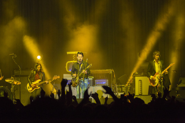 Jack White, Bridgestone Arena, 1.28.15