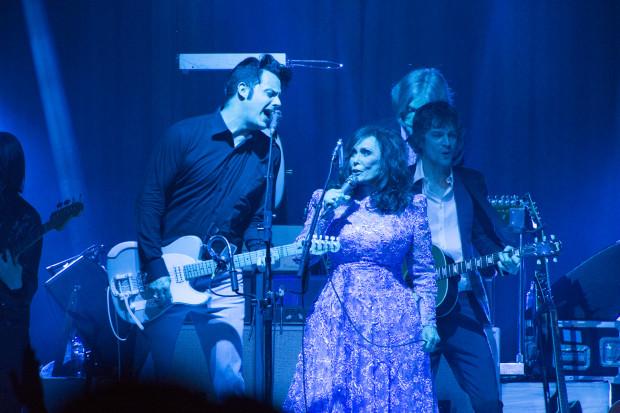 Jack White, Loretta Lynn, Bridgestone Arena, 1.28.15