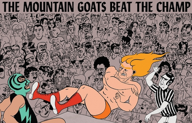 Mountain Goats Beat The Champ-620