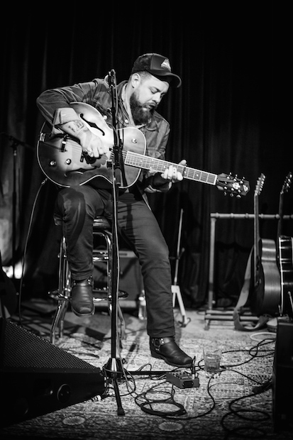 Nathaniel Rateliff. Photo by Matt Cairns.