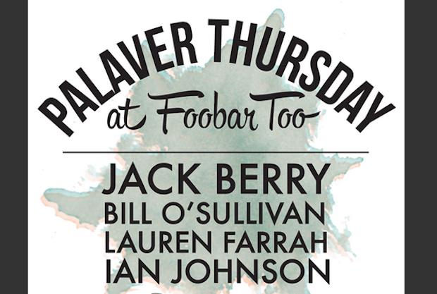 Palaver Thursday