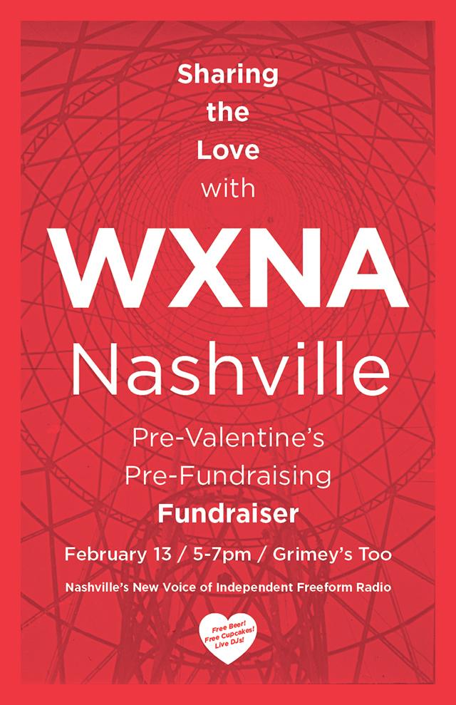 WXNA banner