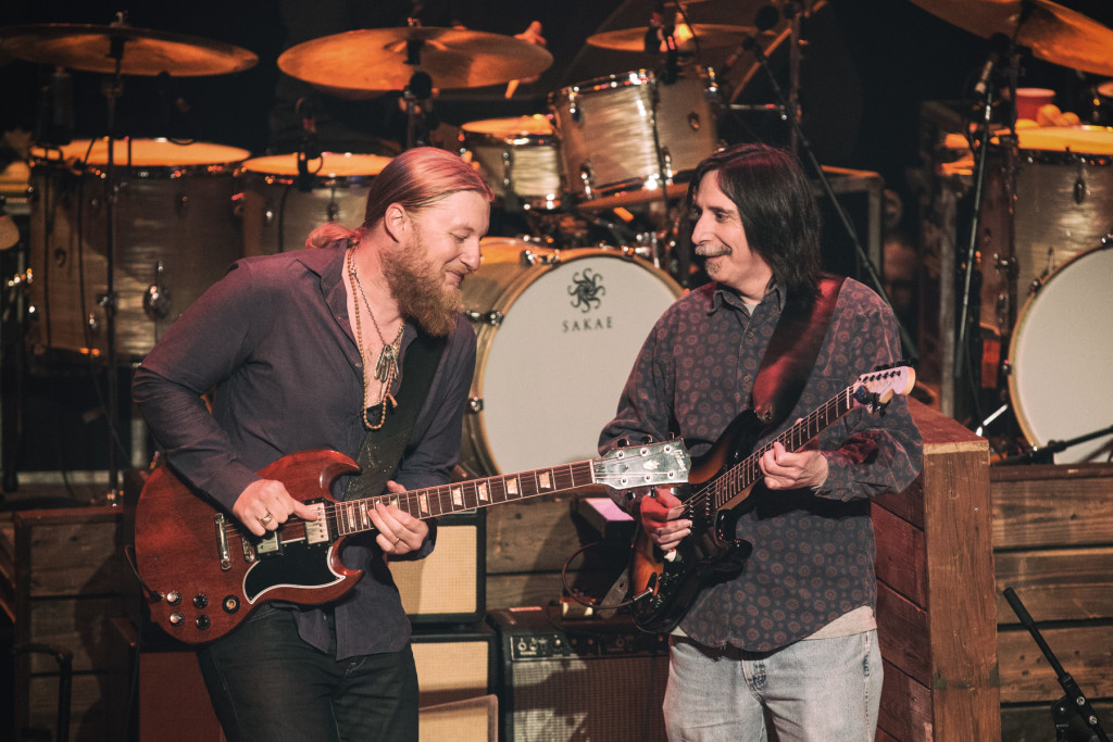 Tedeschi Trucks Band w/ Jack Pearson.  Photo by Sundel Perry.