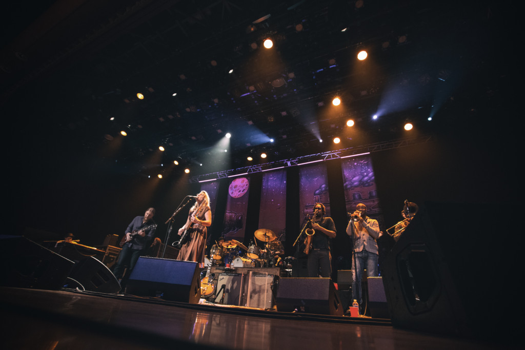 Tedeschi Trucks Band.  Photo by Sundel Perry.