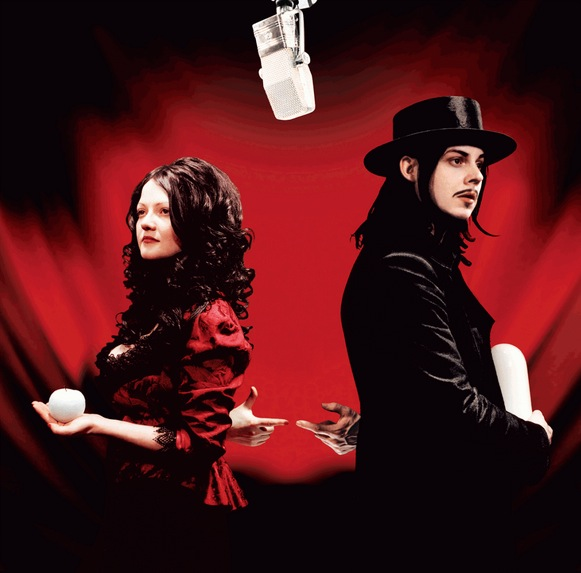 The White Stripes, Get Behind Me Satan