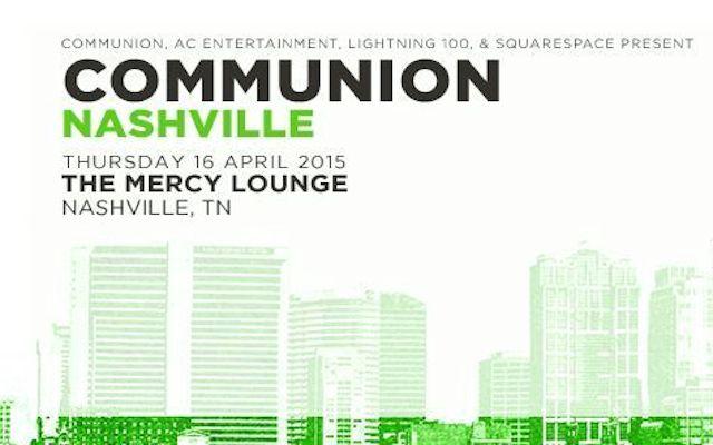 Communion Apr 16