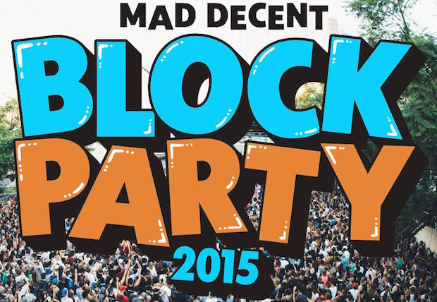 MadDecentBlockParty2015