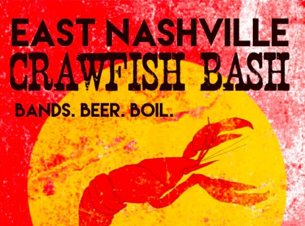 Palaver crawfish bash