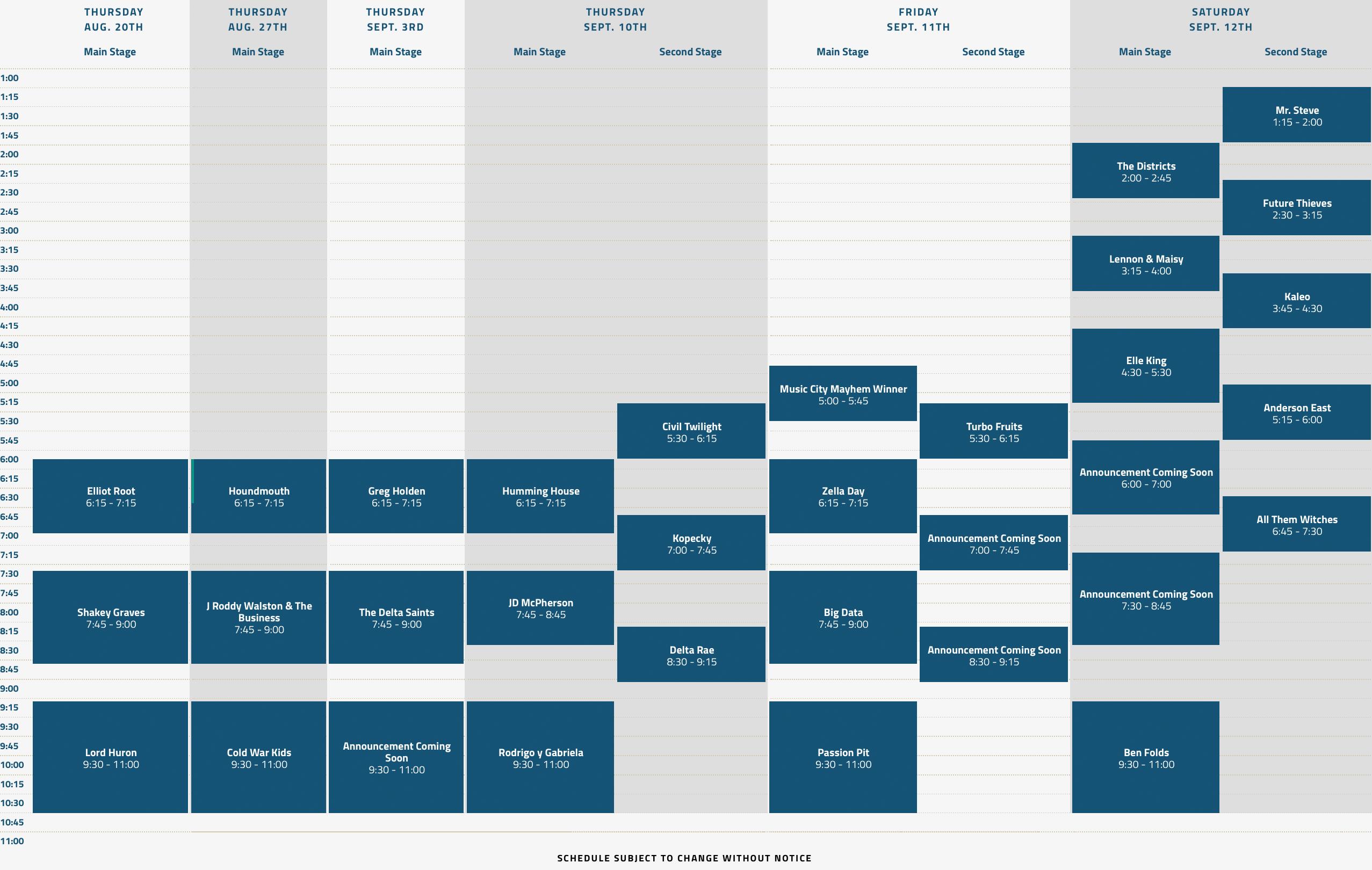 LOTG2015_Schedule