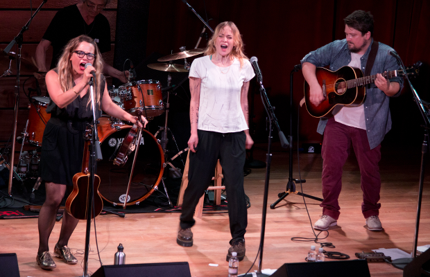 Review The Watkins Family Hour 8 2 15 City Winery Photos